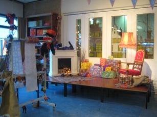 Sinterklaas - Voorbeeld van de kamer ...