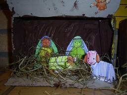 Kerststal van Dick Bruna