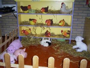Jufjanneke Nl Naar De Kinderboerderij