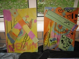Favoriete jufjanneke.nl - Kunst in de klas &RZ67