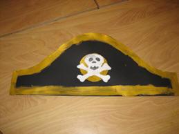 Kleurplaten Piratenhoed.Jufjanneke Nl Piraten