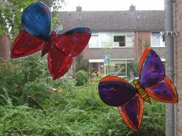 Kleurplaten Vlinders En Rupsen.Jufjanneke Nl Rupsen En Vlinders