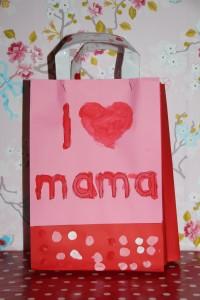 cadeautas moederdag