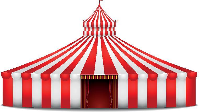Welkom in het circus for Circus studio milano